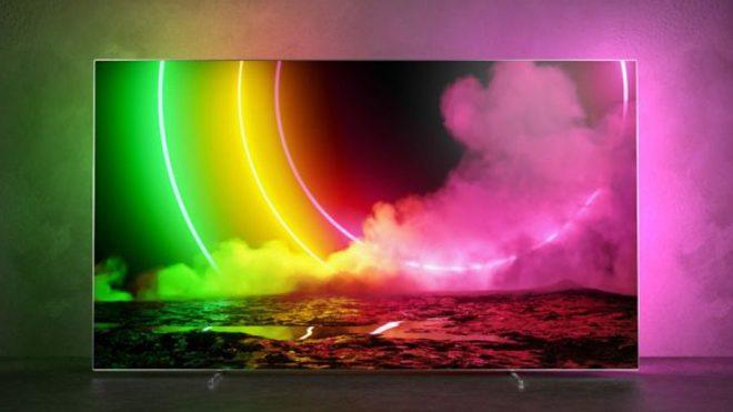 Philips представила новые OLED и Mini-LED телевизоры